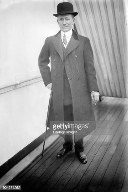 Guglielmo Marconi c 1915