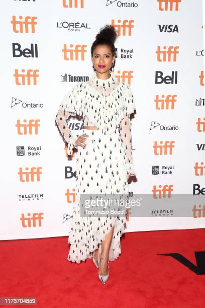 Gugu MbathaRaw attends the Guest Of Honour premiere during the 2019 Toronto International Film Festival at The Elgin on September 10 2019 in Toronto...