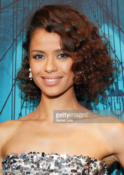 Gugu MbathaRaw attends the premiere of Warner Bros Pictures' Motherless Brooklyn on October 28 2019 in Los Angeles California