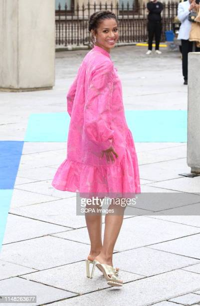 Gugu MbathaRaw seen during the Royal Academy of Arts Summer Exhibition Preview Party at the Royal Academy Piccadilly in London