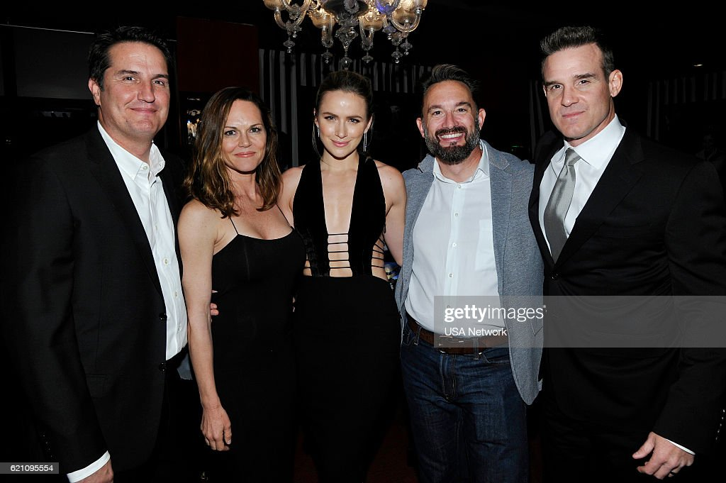 """USA Network's """"TV Guide Cover Party for USA Network's SHOOTER"""""""