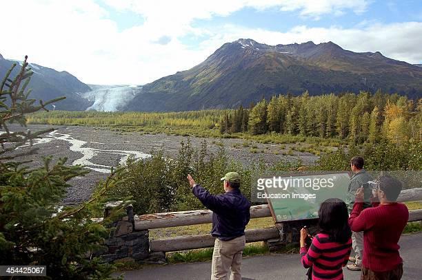 Guided Tour Of Exit Glacier Seward Alaska
