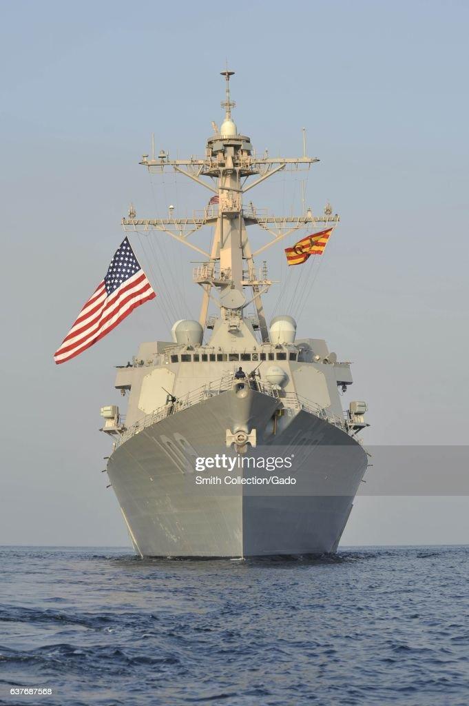 USS Jason Dunham : News Photo