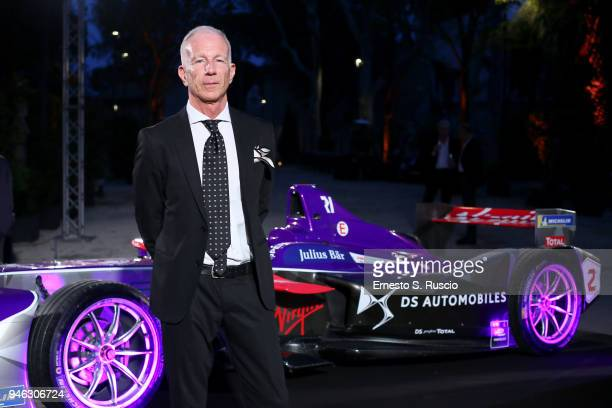 Guido Bagatta attends Racing Goes Green an event organized by Kaspersky Lab Official Sponsor of DS Virgin Racing Team to celebrate the Formula E race...
