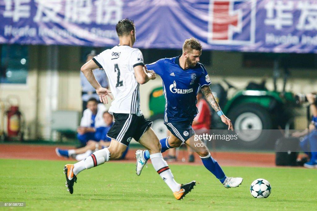 FC Schalke 04 v Besiktas Istanbul