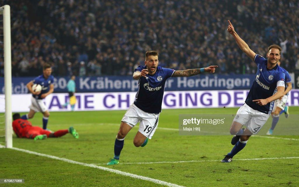 FC Schalke 04 v Ajax Amsterdam - UEFA Europa League Quarter Final: Second Leg