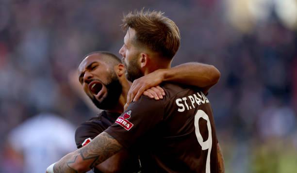 DEU: FC St. Pauli v FC Hansa Rostock - Second Bundesliga