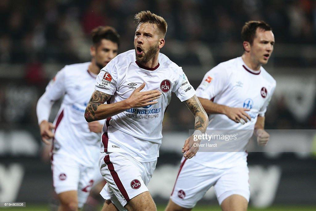 FC St. Pauli v 1. FC Nuernberg - Second Bundesliga : News Photo
