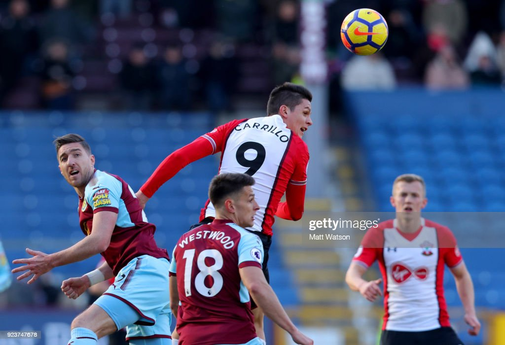 Burnley v Southampton - Premier League : News Photo