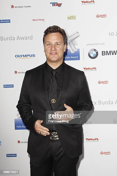 Guido Maria Kretschmer at the 10th Anniversary Of The Felix Burda Award at Hotel Adlon in Berlin