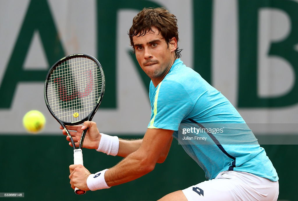 2016 French Open - Day Two