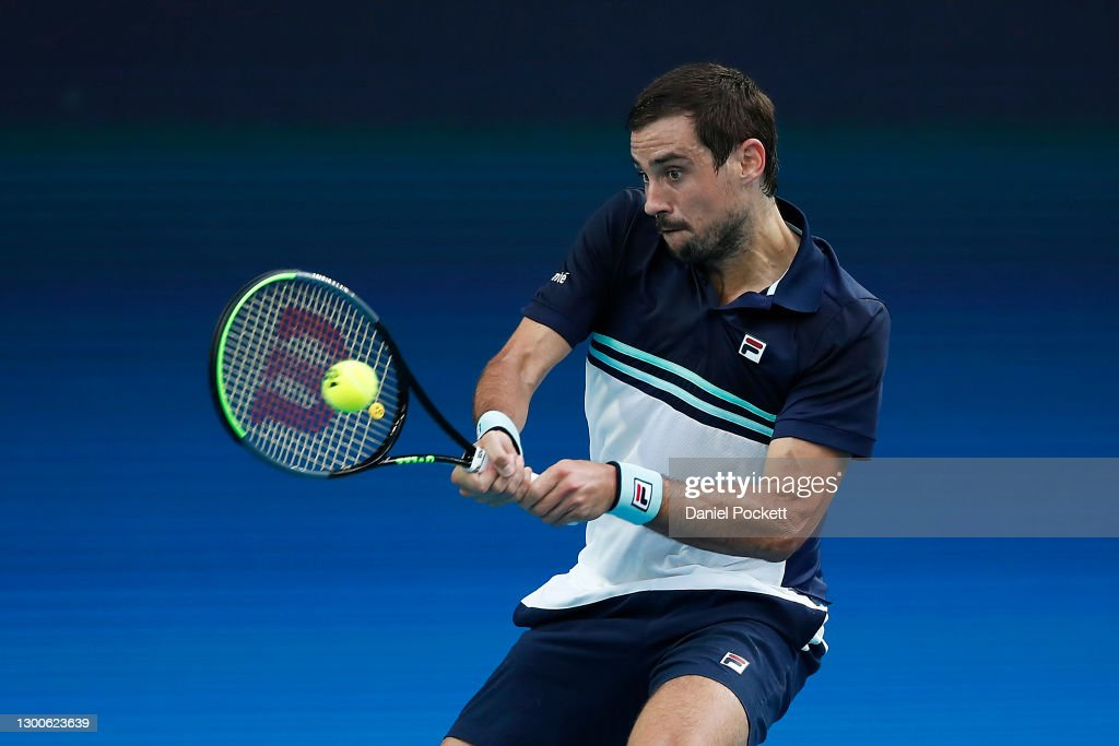 2021 ATP Cup: Day 5 : News Photo