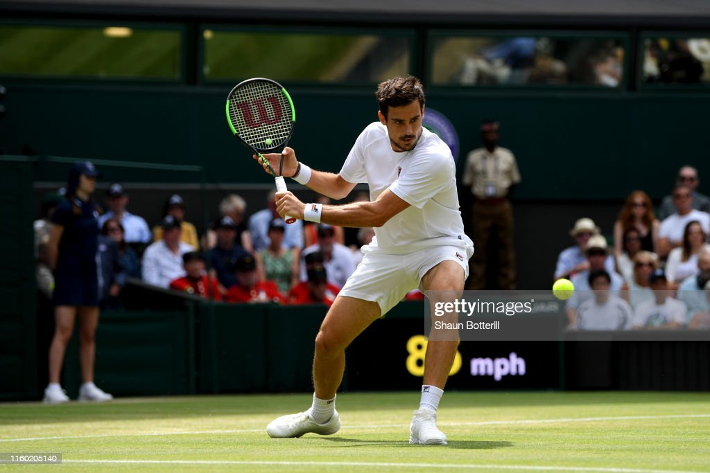 Day Five: The Championships - Wimbledon 2019 : News Photo