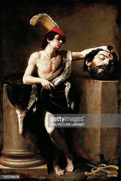 Guido Reni David with the Head of Goliath 162728