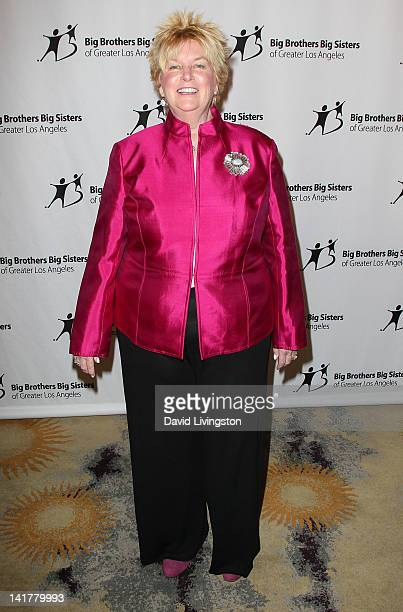 Guild president Mary Willard attends Big Brothers Big Sisters of Greater Los Angeles presents Accesories for Success at The Beverly Hills Hotel on...