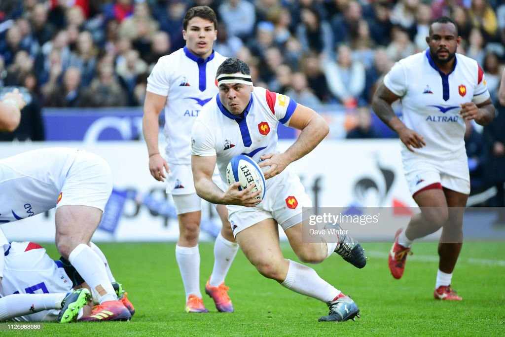 France Ecosse Rugby Photos And Premium High Res Pictures Getty Images