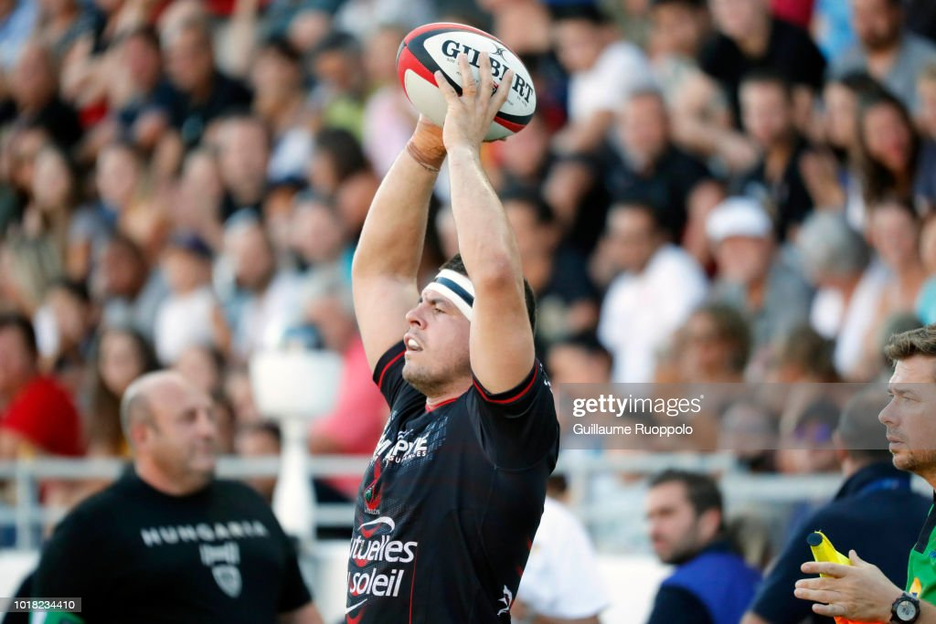 RC Toulon v Lyon - Test match