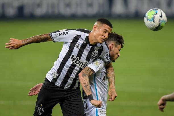 BRA: 2020 Brasileirao Series A: Atletico Mineiro v Gremio Play Behind Closed Doors Amidst the Coronavirus (COVID - 19) Pandemic