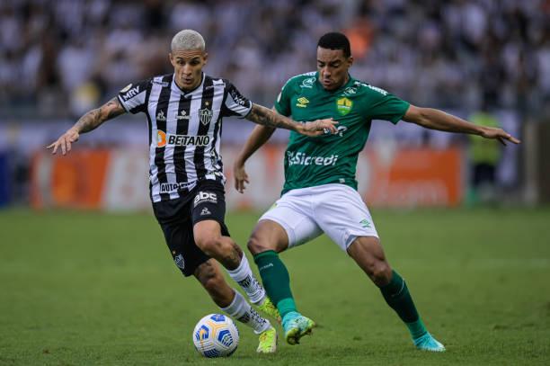 BRA: Atletico Mineiro v Cuiaba - Brasileirao 2021