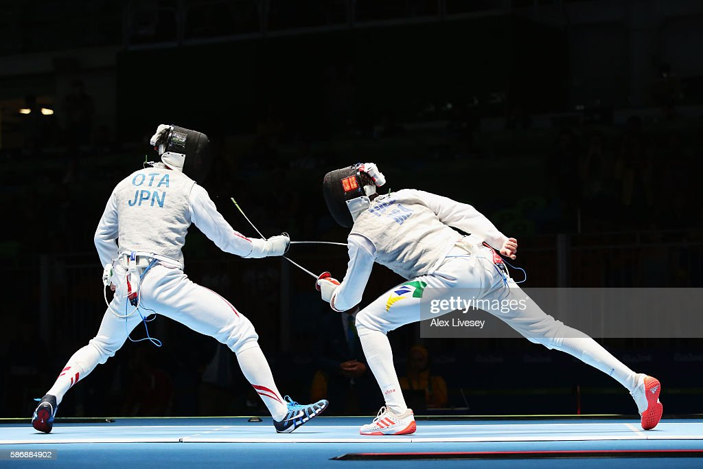 Fencing - Olympics: Day 2
