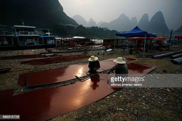 Guilin Boatbuilders