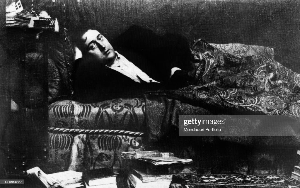 Guillaume Apollinaire At Home : News Photo