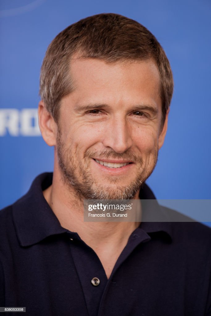 Guillaume Canet attends the 10th Angouleme French-Speaking Film Festival on August 23, 2017 in Angouleme, France.