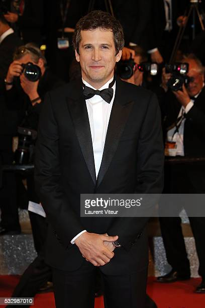 Guillaume Canet attends the 'It's Only The End Of The World ' Premiere during the 69th annual Cannes Film Festival at the Palais des Festivals on May...