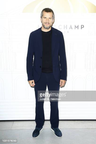 Guillaume Canet attends the Longchamp 70th Anniversary Celebration at Opera Garnier on September 11 2018 in Paris France