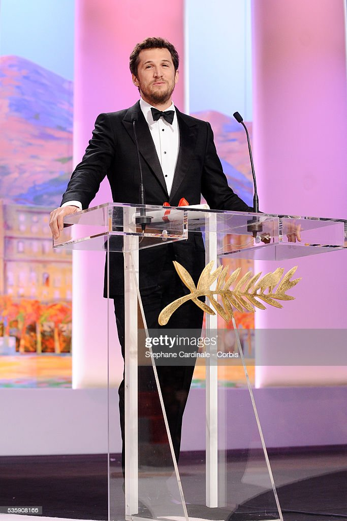 Guillaume Canet attends the 'Palme d'Or Award Ceremony' of the 63rd Cannes International Film Festival