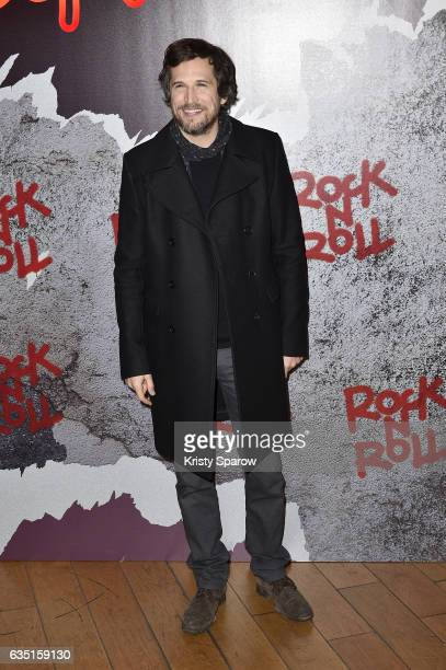 Guillaume Canet attends the 'Rock'N Roll' Premiere at Cinema Pathe Beaugrenelle on February 13 2017 in Paris France