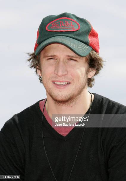 Guillaume Canet during Solidays 2004 - Day 2 at Hippodrome de Longchamps in Paris, France.