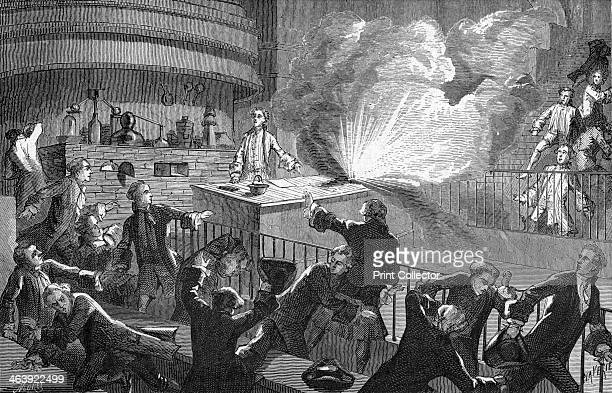 Guillaume Francois Rouelle 18th century French chemist 1874 Antoine Lavoisier's teacher and Professor at the Jardin du Roi Paris Rouelle did much to...