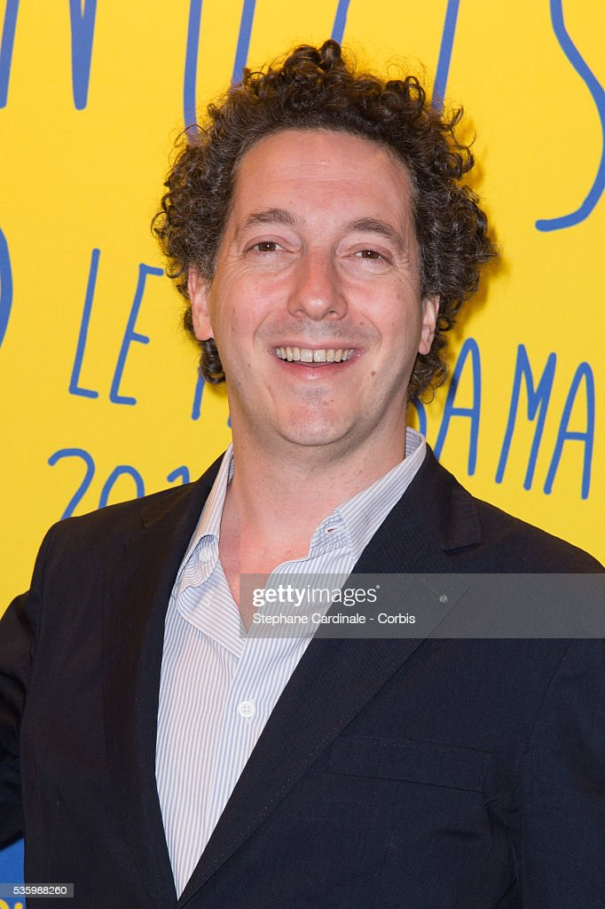 Guillaume Galienne attends the 'Panorama des Nuits en or' gala dinner at UNESCO on June 16, 2014 in Paris, France.