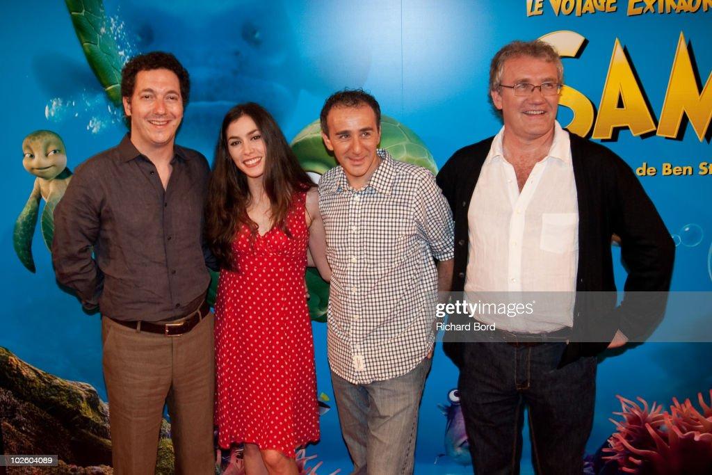 'Le Voyage Extraordinaire de Samy' - Paris Premiere