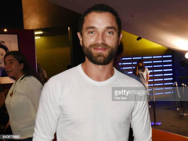 Guillaume Gouix attends 'Le Prix Du Succes' Paris Premiere at Cine UGC Cite Les Halles on August 29 2017 in Paris France