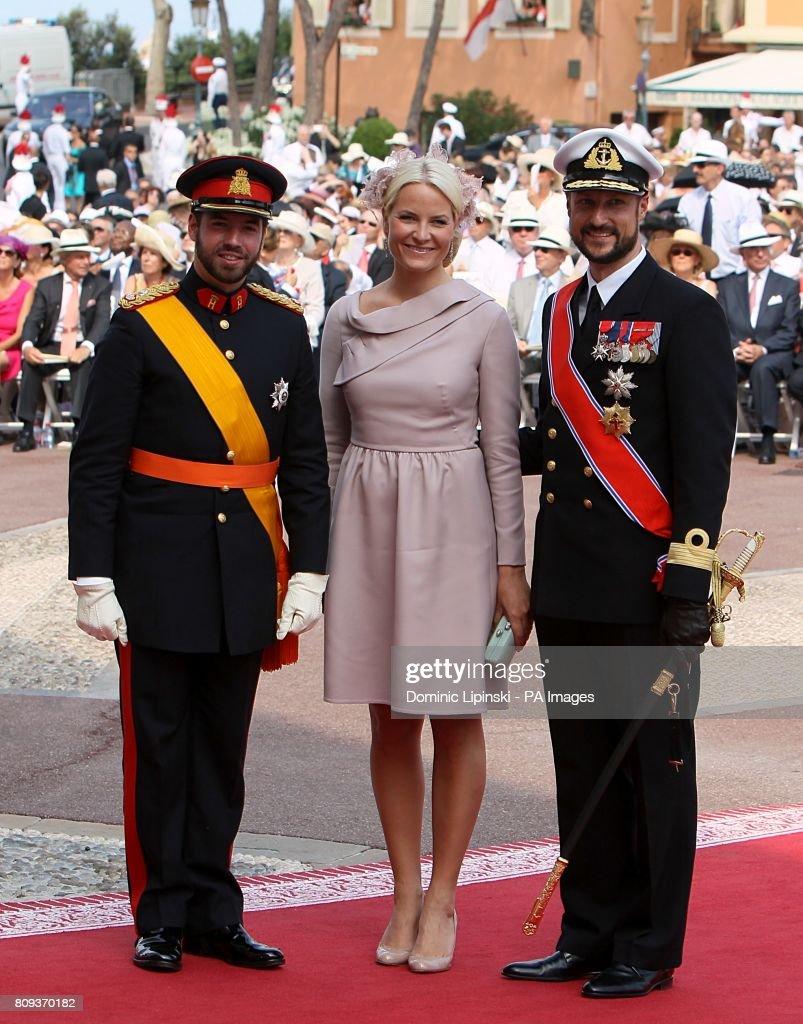 Guillaume Hereditary Grand Duke Of Luxembourg Mette Marit Crown
