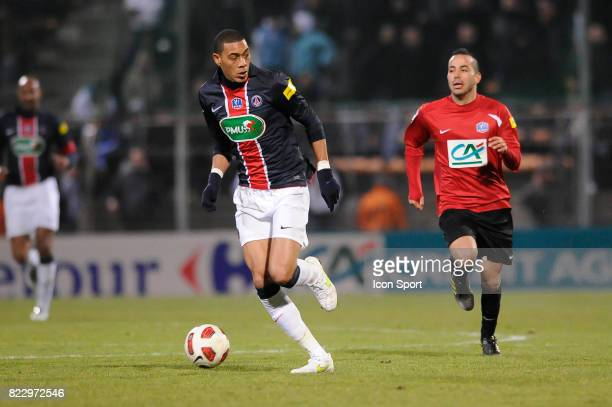 Guillaume HOARAU Martigues / PSG 1/8 Finale Coupe de France