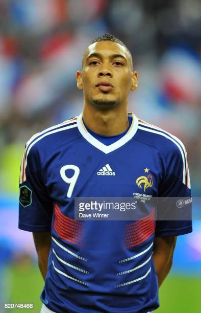 Guillaume HOARAU France / Bielorussie Qualifications Euro 2012 Stade de France Paris Saint Denis