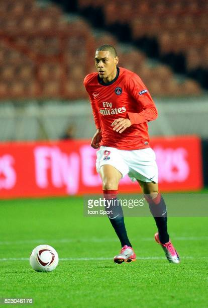 Guillaume HOARAU Paris Saint Germain / Carpates Lviv Ligue Europa