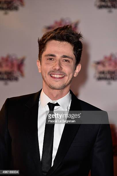 Guillaume Pley attends the 17th NRJ Music Awards at Palais des Festivals on November 7 2015 in Cannes France