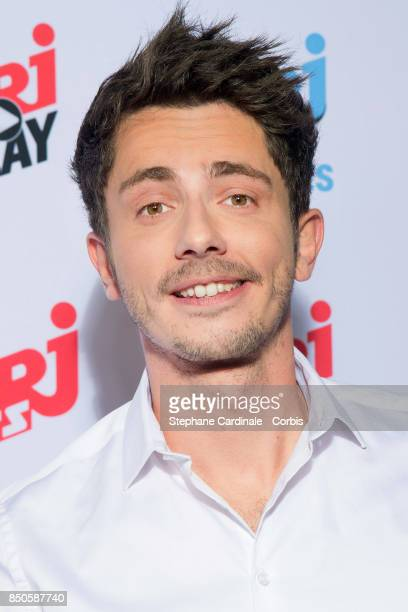 Guillaume Pley attends the NRJ's Press Conference to Announce Their Schedule for 2017/2018 on September 21 2017 in Paris France
