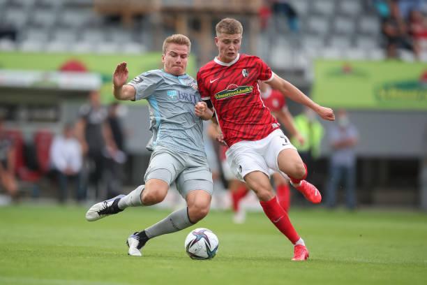DEU: SC Freiburg II v SV Wehen Wiesbaden - 3. Liga