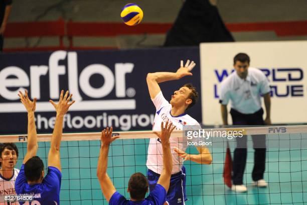 Guillaume SAMICA - - France / Serbie - 4eme journee de Ligue Mondiale - Grenoble,