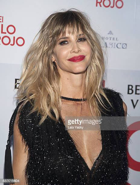 Guillermina Valdes attends the 'El Hilo Rojo' premiere at the Dot Baires on May 17 2016 in Buenos Aires Argentina