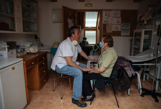 ESP: Vaccine Campaign In Rural Spain