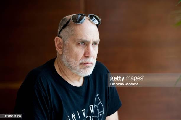 Guillermo Arriaga Mexican writer Mantova Italy 2018