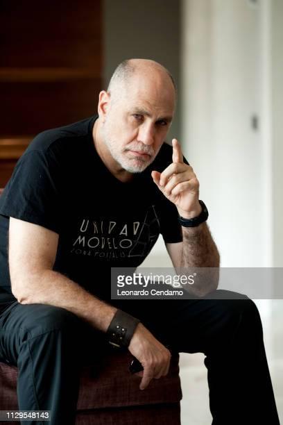 Guillermo Arriaga Mexican writer Milan Italy 2018