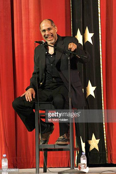 "Guillermo Arriaga, Screen Writer ""Babel"", SCAD Achievement in Cinema Award winner"