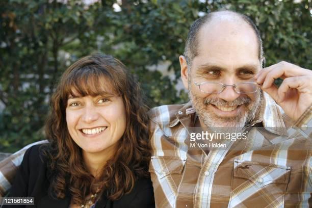 Guillermo Arriaga Screenwriter Babel and Maria Armendariz wife